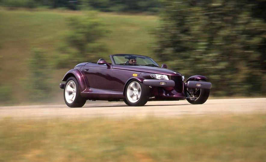 1997 Plymouth Prowler - Slide 1