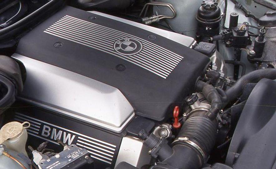 1998 BMW 540i - Slide 8