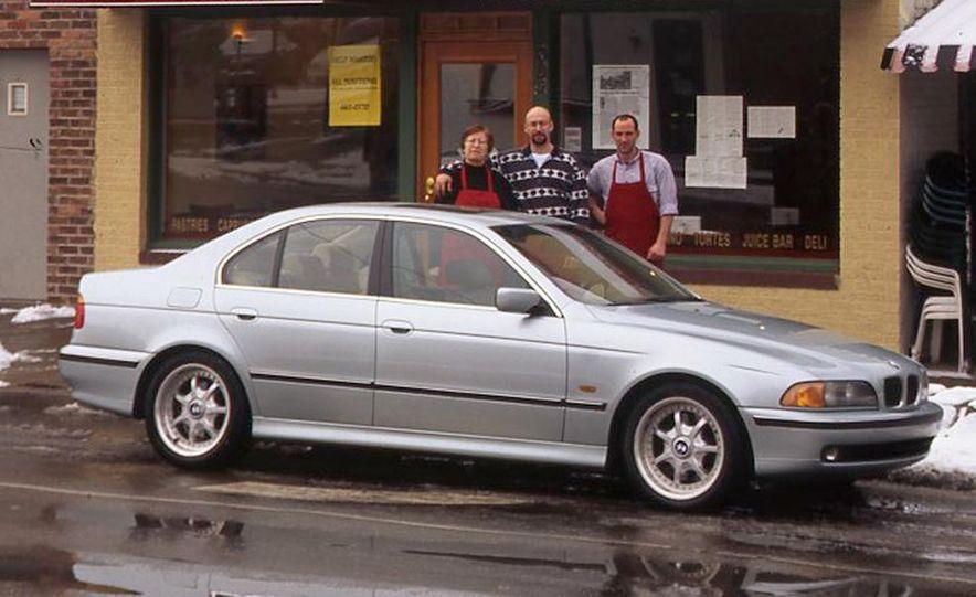 1998 BMW 540i - Slide 2