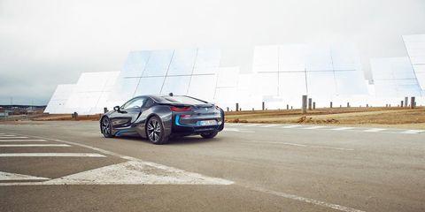Bmw Beats Audi To Production Laser Headlamps News Car And Driver
