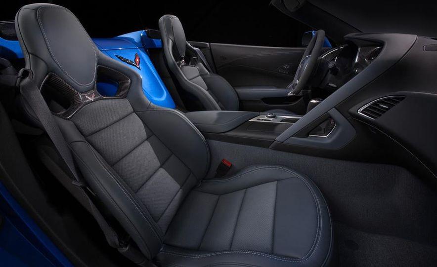 2015 Chevrolet Corvette Z06 convertible - Slide 13