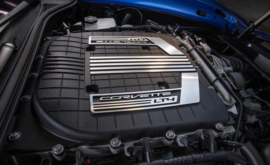 2015 Chevrolet Corvette Z06 convertible - Slide 16