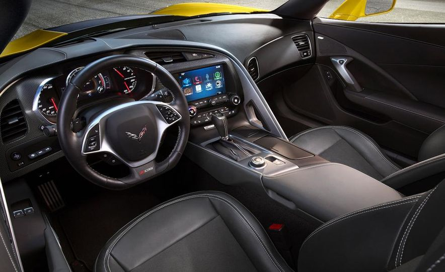 2015 Chevrolet Corvette Z06 convertible - Slide 26