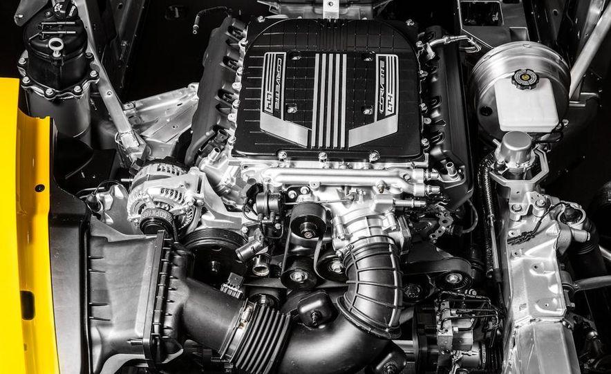 2015 Chevrolet Corvette Z06 convertible - Slide 29