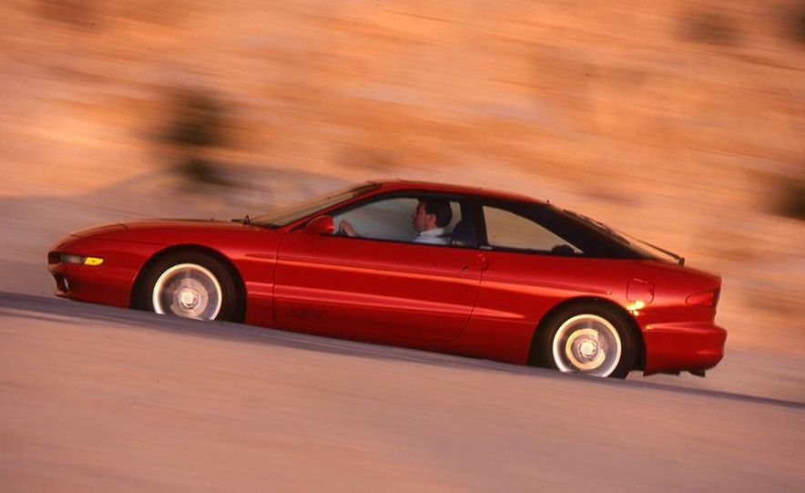 1993 Ford Probe GT - Slide 1