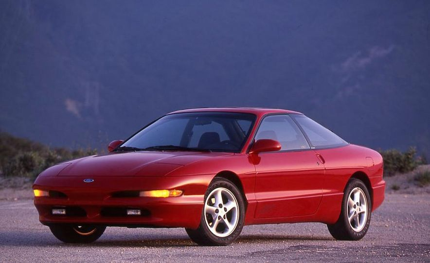 The 28 Coolest Cars from 1993—and They're Now Eligible for Antique Plates - Slide 1