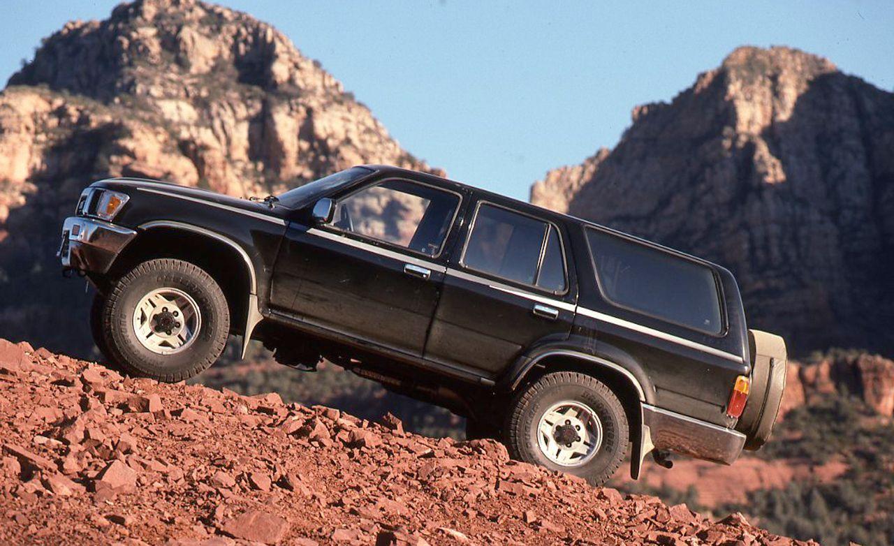 Toyota 4Runner SR5 V6 4WD