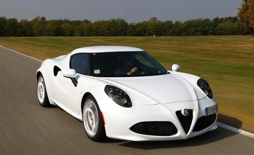 2014 Alfa Romeo 4Cs - Slide 23