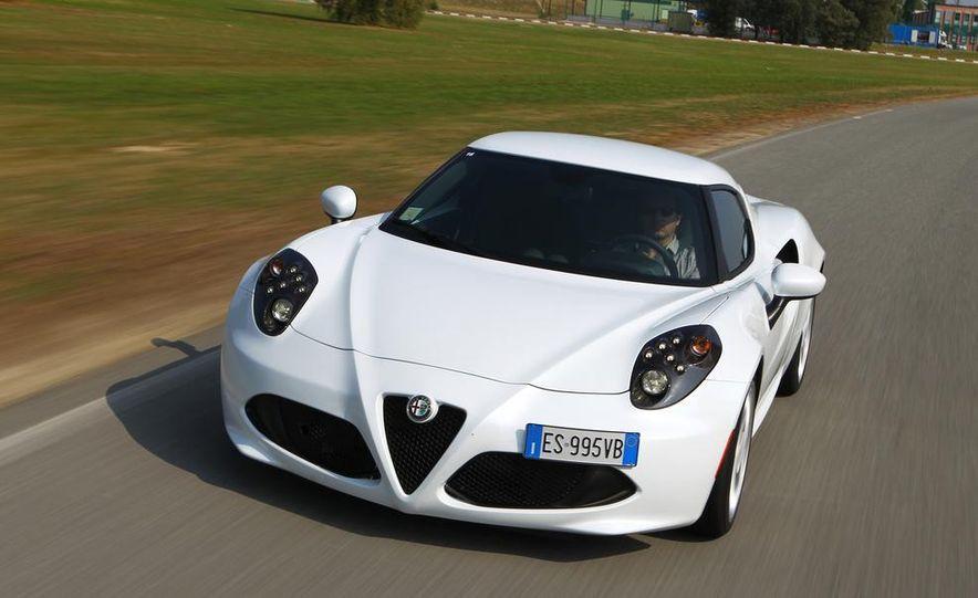 2014 Alfa Romeo 4Cs - Slide 26