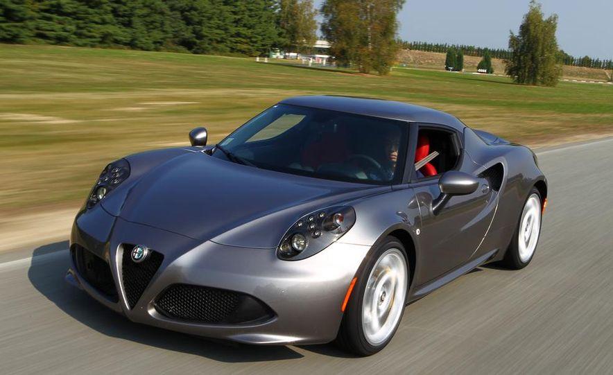 2014 Alfa Romeo 4Cs - Slide 34