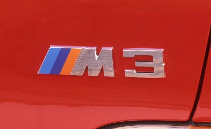 Audi S4 Quattro, Mercedes-Benz C43 AMG, Saab 9-3 Viggen, and BMW M3 - Slide 14
