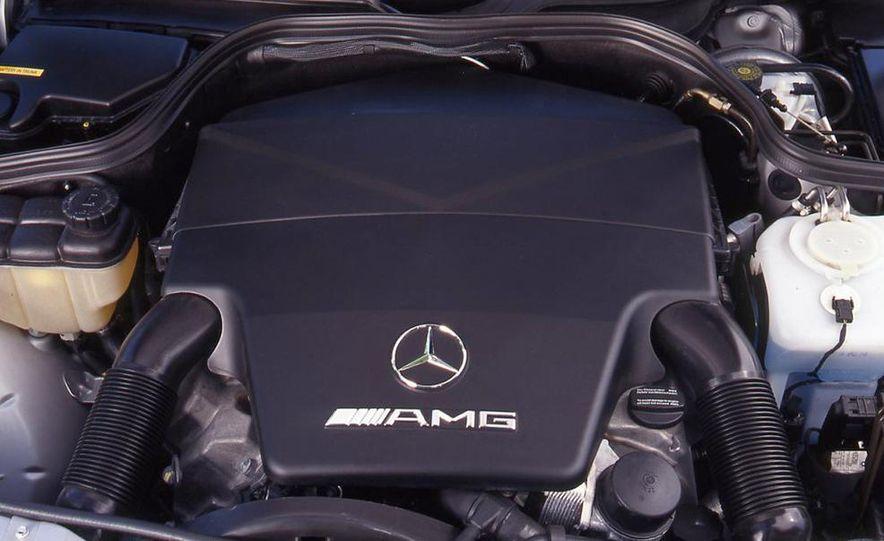 Audi S4 Quattro, Mercedes-Benz C43 AMG, Saab 9-3 Viggen, and BMW M3 - Slide 6