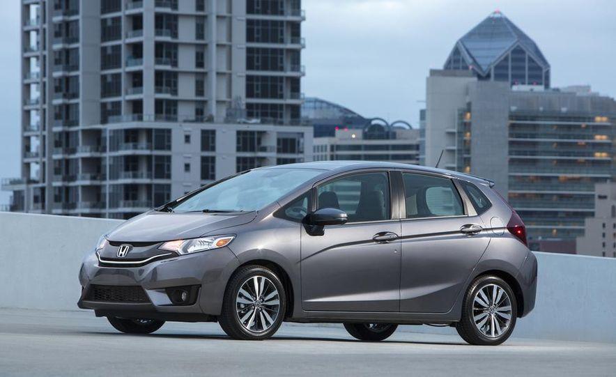 2015 Honda Fit EX - Slide 18