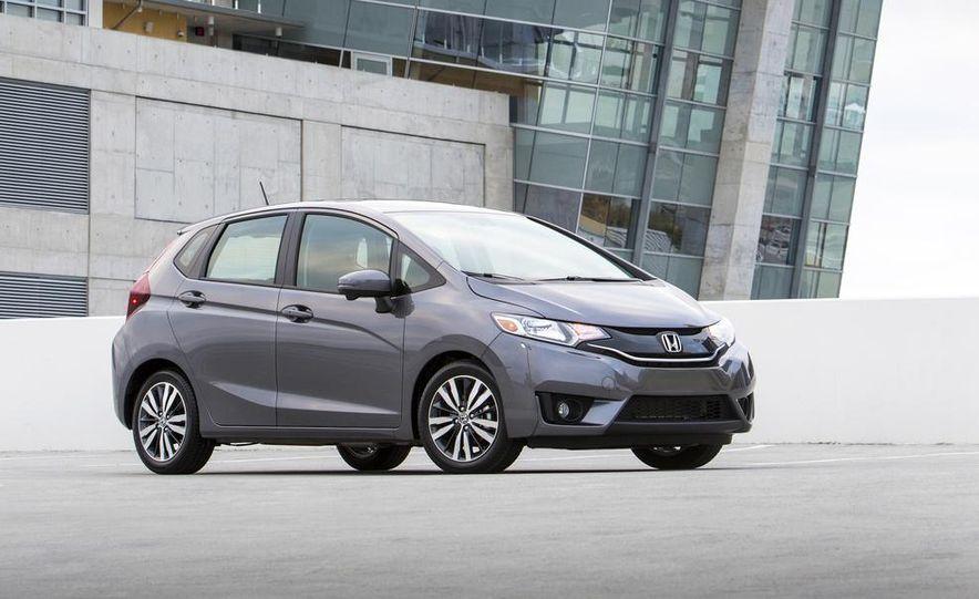 2015 Honda Fit EX - Slide 22