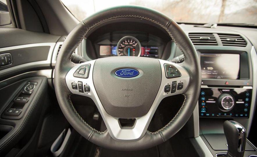 2015 Ford Explorer XLT - Slide 35
