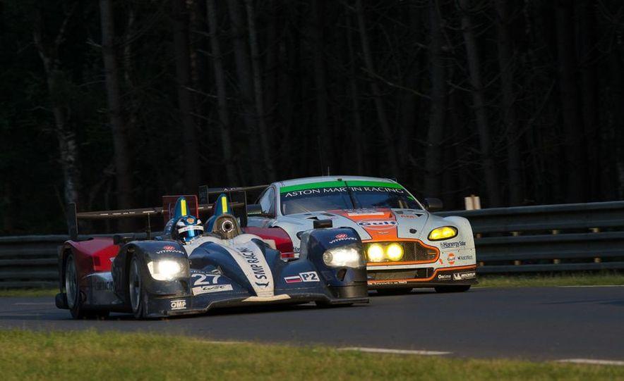 2014 Le Mans 24 Hours - Slide 1