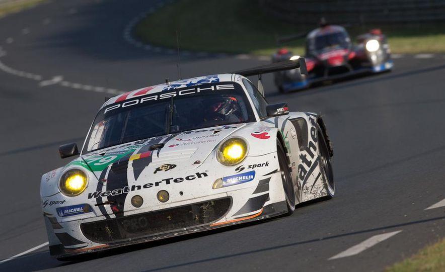 2014 Le Mans 24 Hours - Slide 4