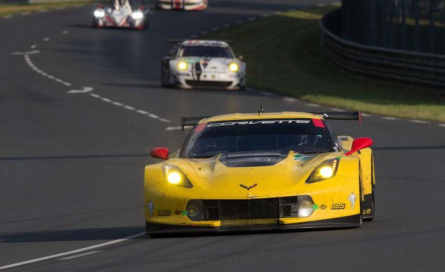 2014 Le Mans 24 Hours - Slide 5
