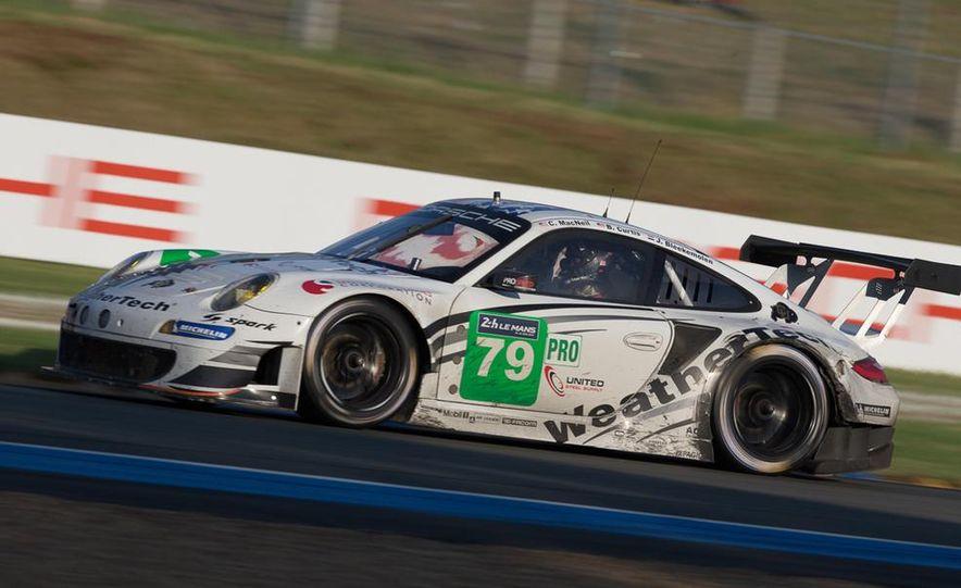2014 Le Mans 24 Hours - Slide 6