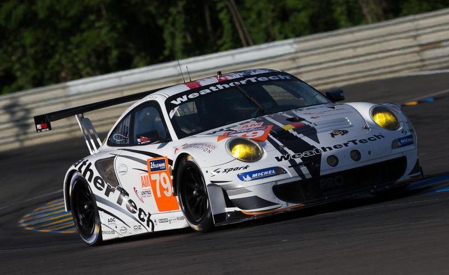 2014 Le Mans 24 Hours - Slide 7