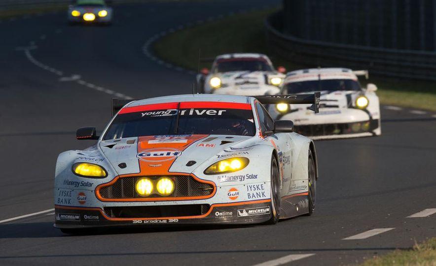 2014 Le Mans 24 Hours - Slide 8