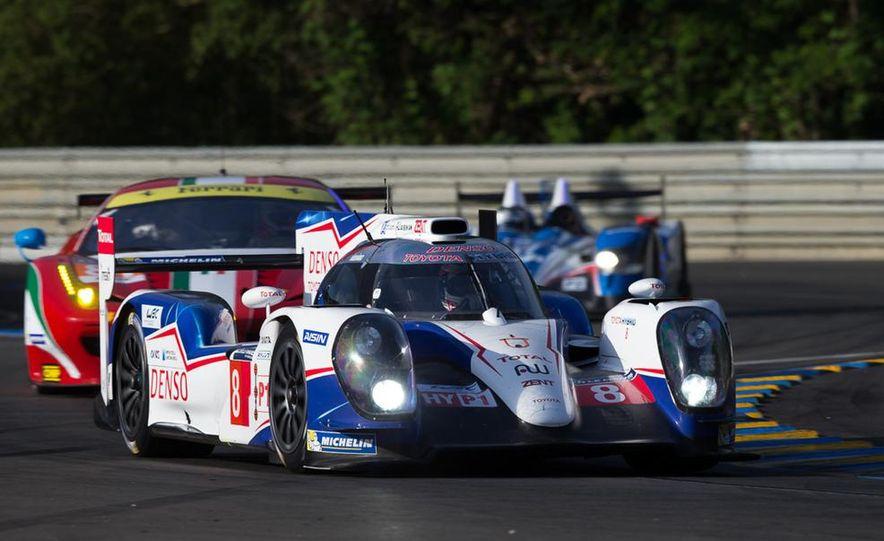 2014 Le Mans 24 Hours - Slide 9