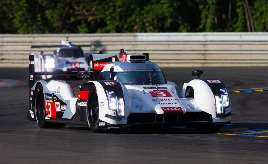 2014 Le Mans 24 Hours - Slide 10