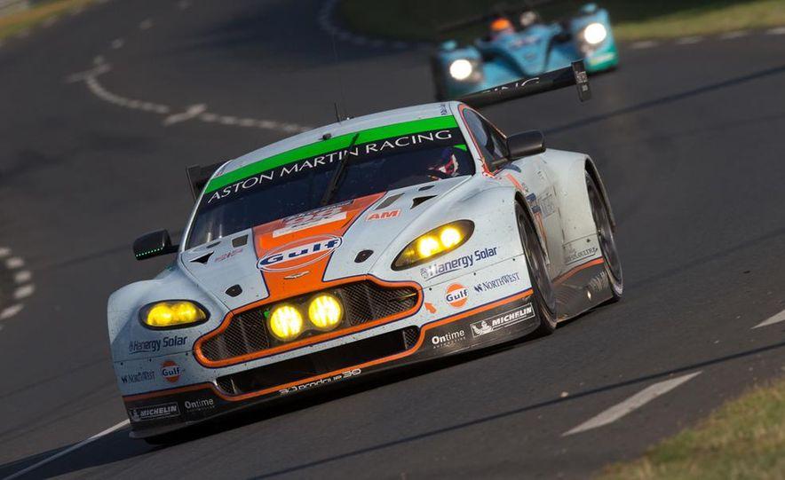 2014 Le Mans 24 Hours - Slide 11