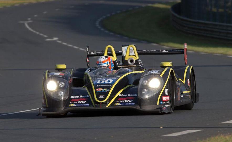 2014 Le Mans 24 Hours - Slide 12