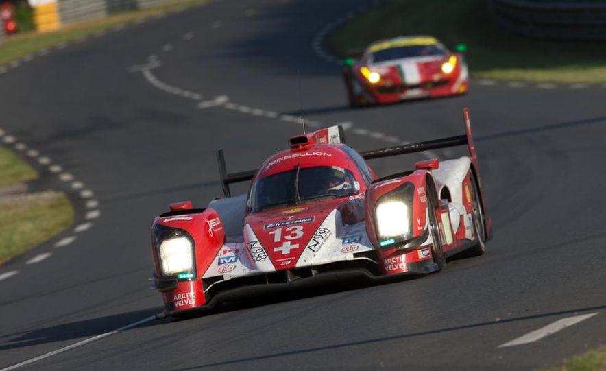 2014 Le Mans 24 Hours - Slide 13