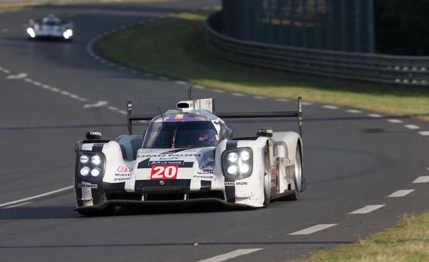 2014 Le Mans 24 Hours - Slide 14