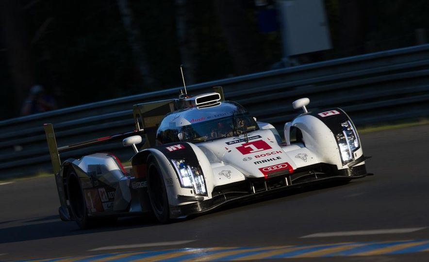 2014 Le Mans 24 Hours - Slide 17