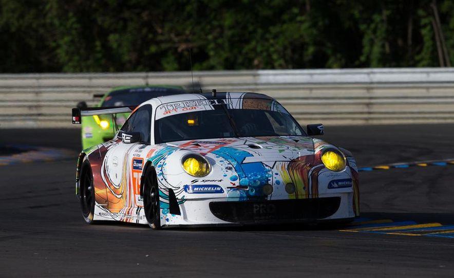 2014 Le Mans 24 Hours - Slide 18