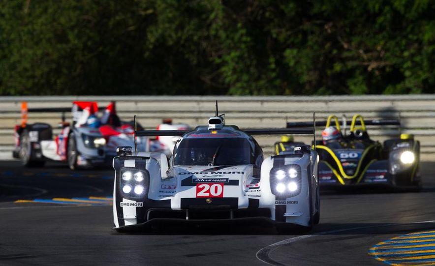 2014 Le Mans 24 Hours - Slide 19