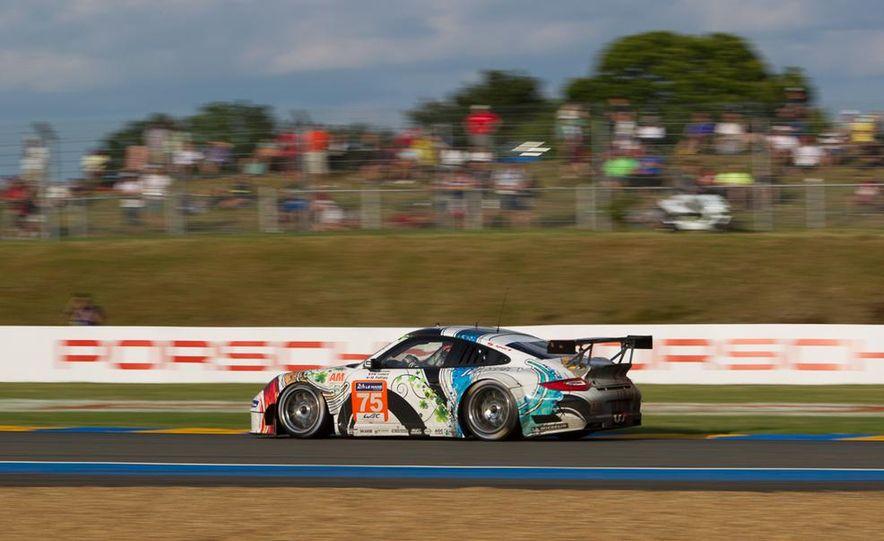 2014 Le Mans 24 Hours - Slide 21