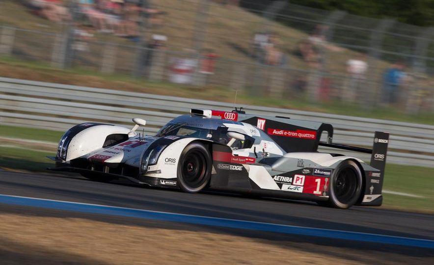 2014 Le Mans 24 Hours - Slide 25