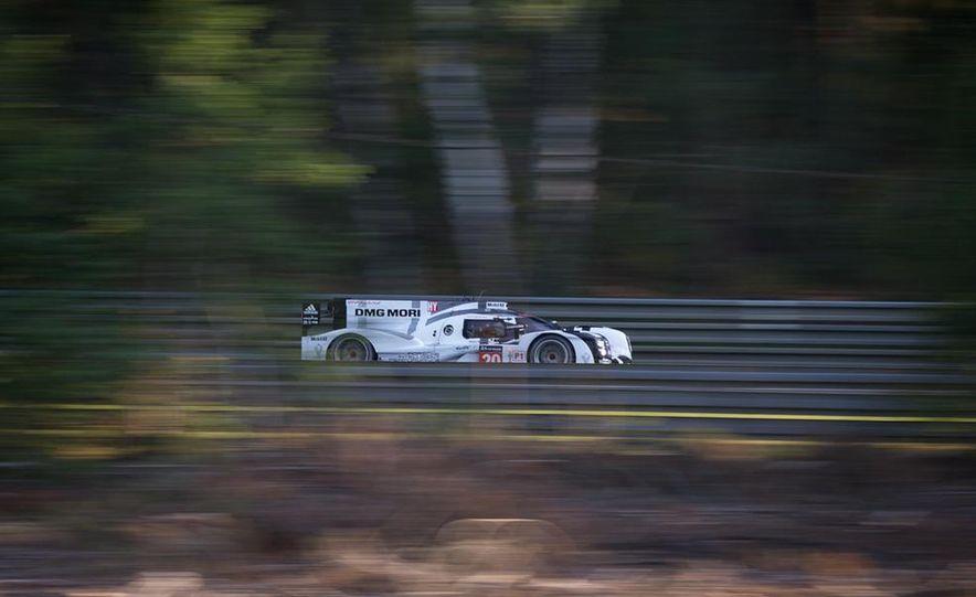 2014 Le Mans 24 Hours - Slide 35