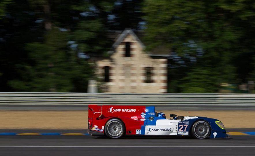 2014 Le Mans 24 Hours - Slide 38