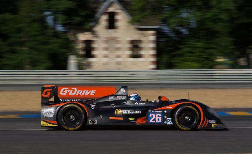 2014 Le Mans 24 Hours - Slide 40