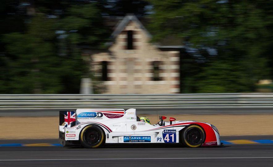 2014 Le Mans 24 Hours - Slide 41