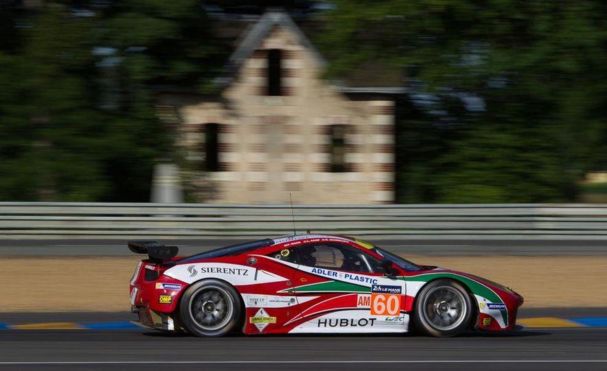 2014 Le Mans 24 Hours - Slide 43