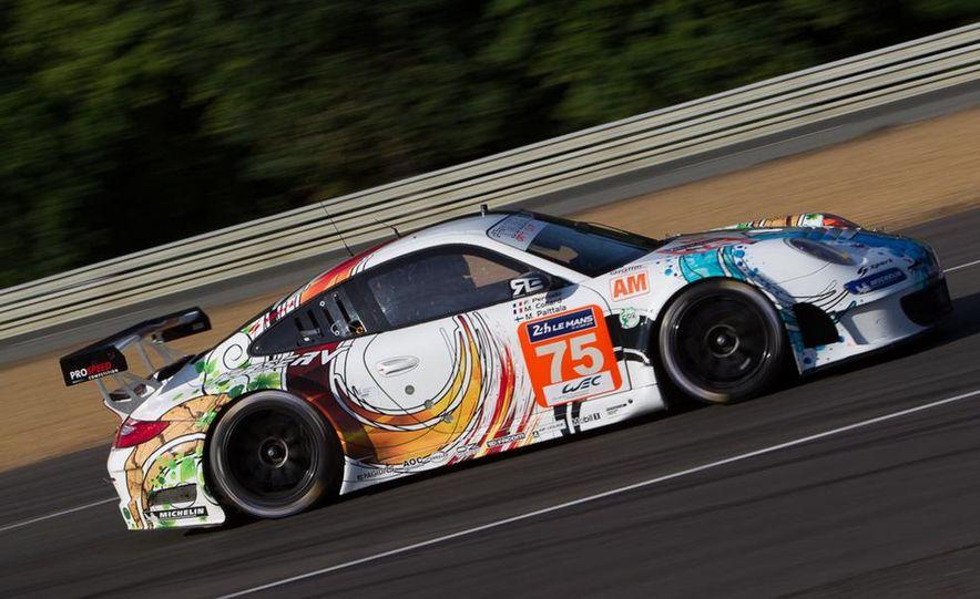 2014 Le Mans 24 Hours - Slide 46