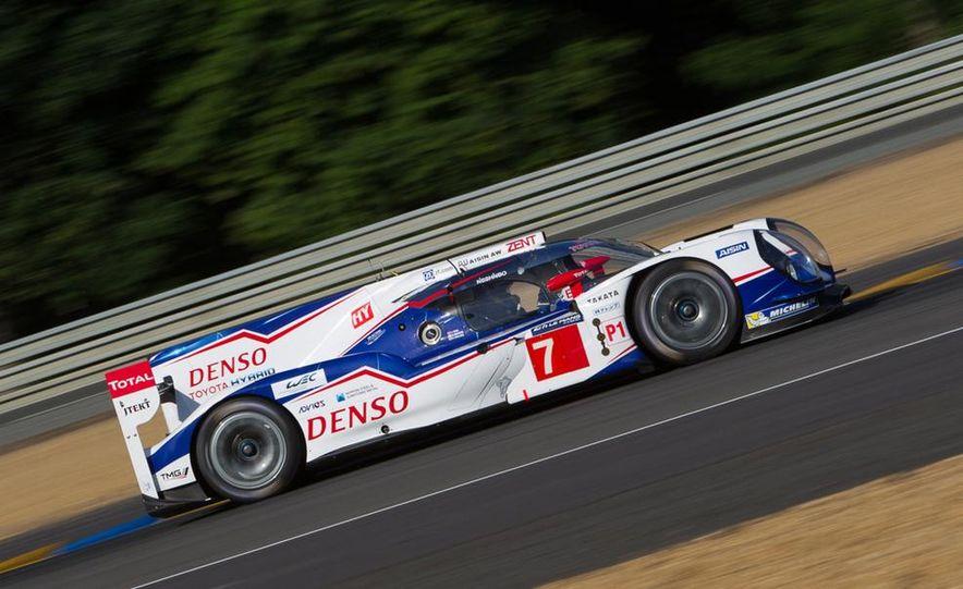 2014 Le Mans 24 Hours - Slide 49