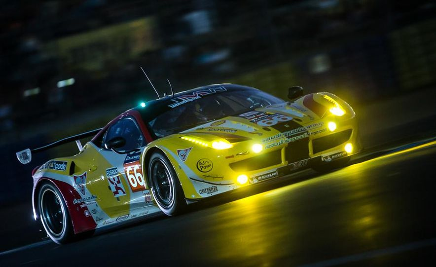 2014 Le Mans 24 Hours - Slide 78