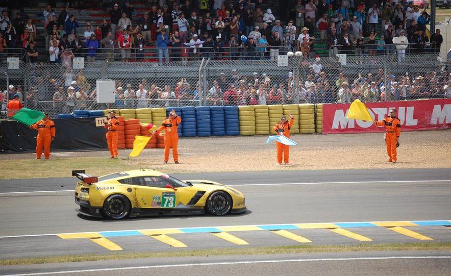 2014 Le Mans 24 Hours - Slide 104