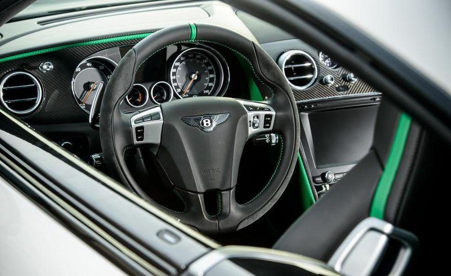 2015 Bentley Continental GT3-R - Slide 13