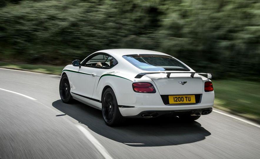 2015 Bentley Continental GT3-R - Slide 7