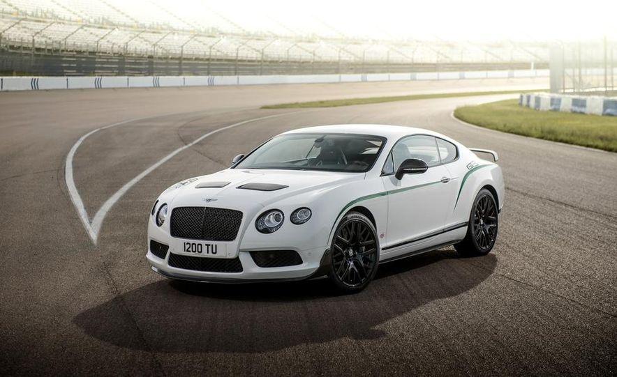 2015 Bentley Continental GT3-R - Slide 8