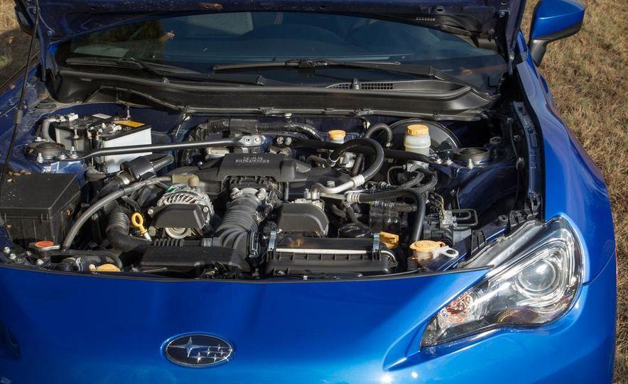 2015 Subaru BRZ Series.Blue Limited Edition - Slide 26