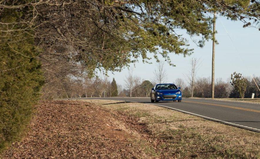 2015 Subaru BRZ Series.Blue Limited Edition - Slide 12